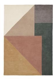 Linie Design Arguto villamatto, 200 x 300 cm Rose