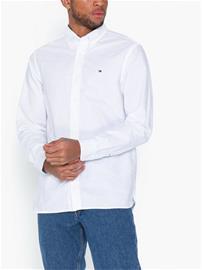 Tommy Hilfiger Crisp Oxford Shirt Kauluspaidat White