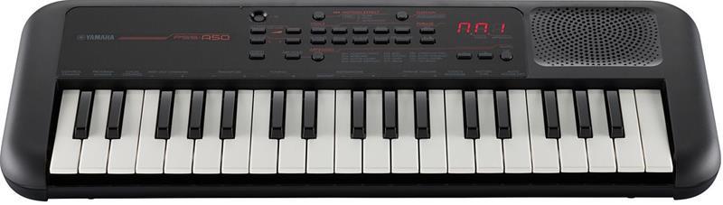 Yamaha PSS-A50 Keyboard Mini, Musta