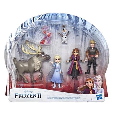 Hasbro - Disney Frozen 2 Small Doll Multipack