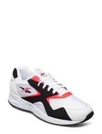 Reebok Classics Torch Hex Matalavartiset Sneakerit Tennarit Valkoinen Reebok Classics WHITE/BLACK/NEORED