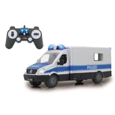 Jamara Mercedes-Benz poliisin partioauto, 4G - valkoinen