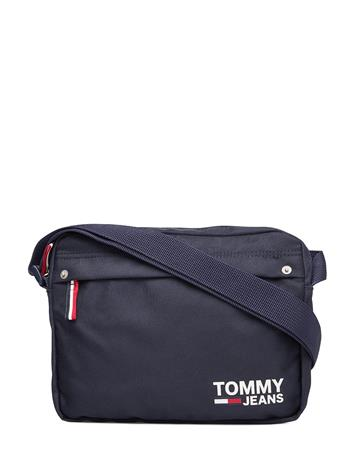 Tommy Hilfiger Tjw Cool City E/W C Olkalaukku Laukku Sininen Tommy Hilfiger BLACK IRIS