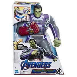 Hasbro - Avengers Power Punch Hulk
