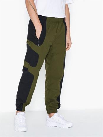 Nike Sportswear M Nsw Re-Issue Pant Wvn Housut Black/Green