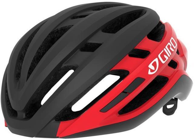 Giro Agilis Kypärä, matte black/bright red