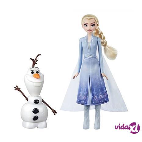 Hasbro Frozen / Huurteinen Seikkailu 2, puhuvat hahmot - Elsa & Olof