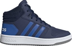 Adidas J HOOPS MID 2.0 DARK BLUE
