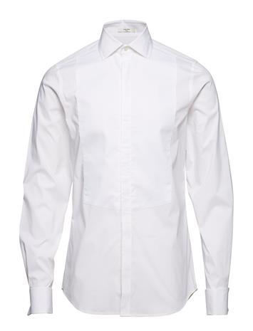 Gant G1. Tp Tuxedo Shirt Slim Spread Shirts Tuxedo Shirts Valkoinen Gant WHITE