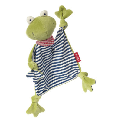 sigikid Schnuffel kangas sammakko Nature Love - vihreä