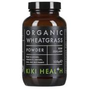KIKI Health Organic Wheatgrass Powder -jauhe 100g