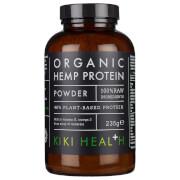 KIKI Health Organic Hemp Protein Powder -jauhe 235g