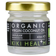 KIKI Health Organic Raw Virgin Coconut Oil -kookosöljy 40ml