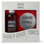 Hawkins & Brimble Beard Gift Set