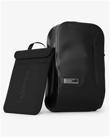 ICANIWILL Welded Backpack, musta