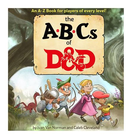 Dungeons & Dragons - The ABC's of D&D (WTCC6117)
