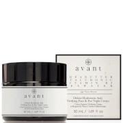 Avant Skincare Deluxe Hyaluronic Acid Vivifying Face and Eye Night Cream -yövoide kasvoille ja silmänympärysalueelle 50ml