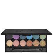 Sleek MakeUP I-Divine Palette -luomiväripaletti, Original 13,2g