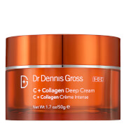 Dr Dennis Gross Skincare C+Collagen Deep Cream -kasvovoide, 50ml