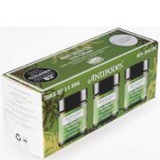 Antipodes Exclusive Triple Pack - Kiwi Seed Oil Eye Cream (3 x 30ml)