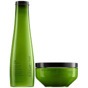 Shu Uemura Art of Hair The Nourishing Duo for Damaged Hair