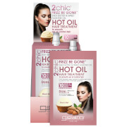 Giovanni 2chic Frizz Be Gone Hot Oil -hoitoöljy (12 kpl)