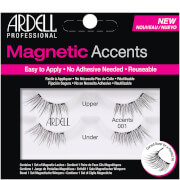 Ardell Magnetic Lash Natural Accents 001 False Eyelashes -magneettiripset