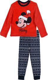 Disney Musse Pigg Pyjamas, Röd 8 År