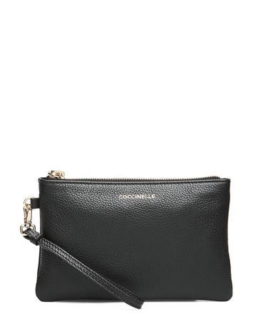 Coccinelle Envelopes Bags Clutches Musta Coccinelle NOIR