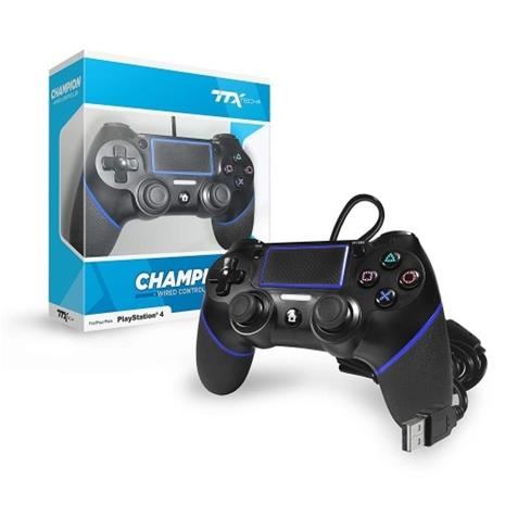 TTX Champion Wired Controller, PS4 -ohjain