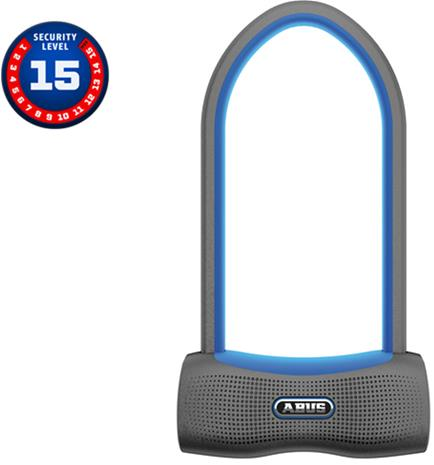 ABUS 770A SmartX U-Lock with ZB 401