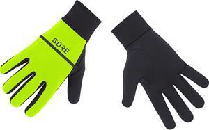 GORE WEAR R3 Käsineet, neon yellow/black, Muut urheiluvälineet