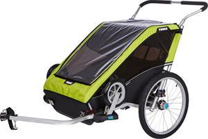 Thule Chariot Cheetah XT 2 Pyöräilyvaunu