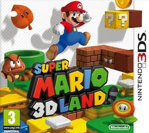 Super Mario 3D Land, Nintendo 3DS -peli