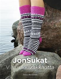JonSukat : villasukkarakkautta (Jonna Nor, kirja