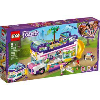 Lego Friends 41395, Friendship Bus