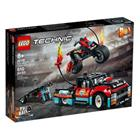 Lego Technic 42106, Stunt Show Truck and Bike