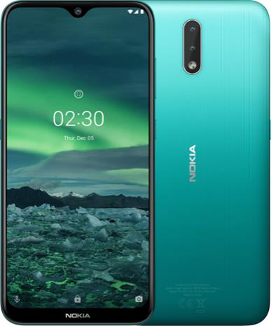 Nokia 2.3, puhelin