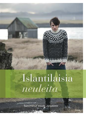 Islantilaisia neuleita (Jenni Salminen), kirja