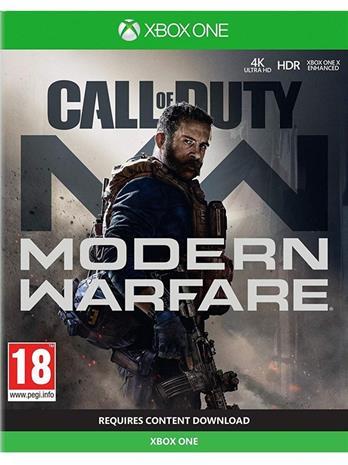 Call of Duty: Modern Warfare, Xbox One -peli