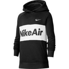 Nike Air Huppari - Musta/Valkoinen Lapset
