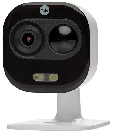 Yale All-in-One SV-DAFX-W-EU, WiFi-valvontakamera ulko-ja sisäkäyttöön