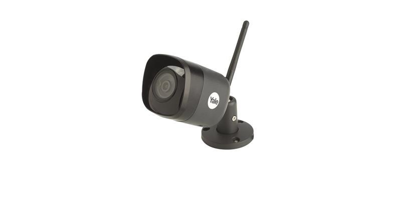 Yale Smart Home Wifi YL531, valvontakamera ulko-ja sisäkäyttöön