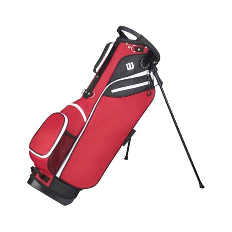 Wilson W Carry Bag Red