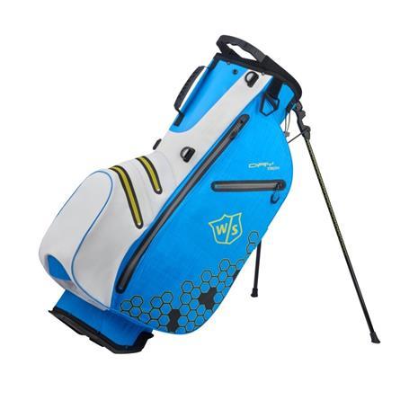 Wilson Dry Tech II Carry Bag Royal/White
