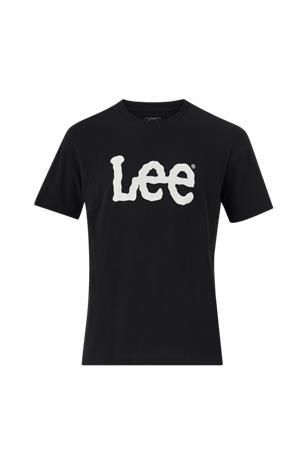 """Lee """"T-paita Wobbly Logo Tee"""""""