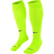 Nike Jalkapallosukat Classic II - Neon/Musta