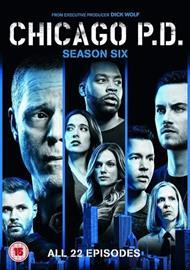 Chicago P.D.: Kausi 6, TV-sarja