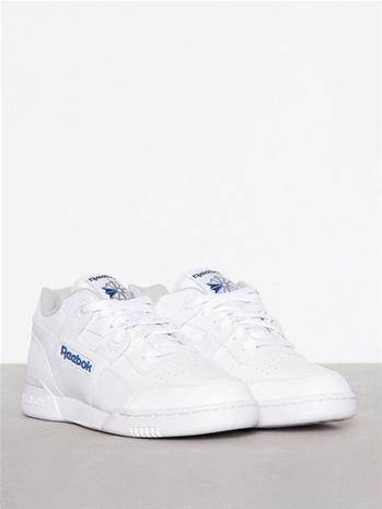 Reebok Classics Workout Plus Sneakers White/Royal