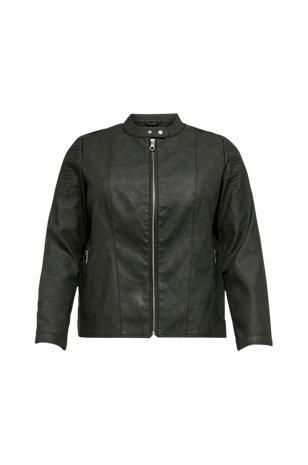 """Only Carmakoma"""" """"Takki carMelanie Faux Leather Jacket"""